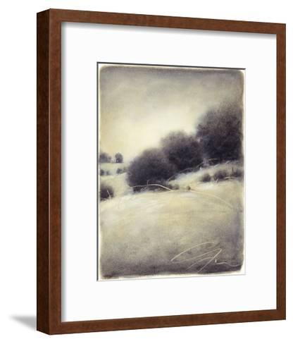 Hill Side III-Gretchen Hess-Framed Art Print