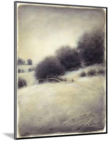 Hill Side III-Gretchen Hess-Mounted Giclee Print