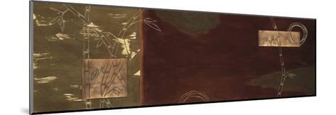 Balancing Bamboo III-Arleigh Wood-Mounted Giclee Print