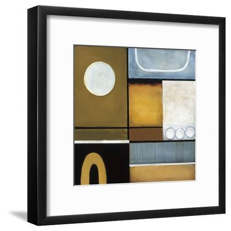 Ice Blue II-Patrick St^ Germain-Framed Art Print
