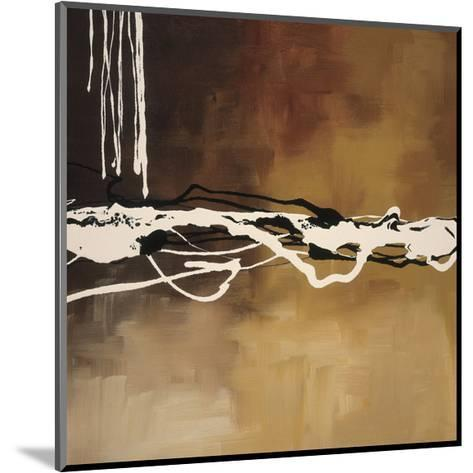 Copper Concerto I-Laurie Maitland-Mounted Giclee Print