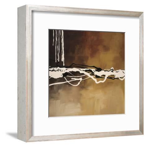 Copper Concerto I-Laurie Maitland-Framed Art Print
