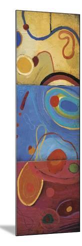 String Theory III-Don Li-Leger-Mounted Giclee Print