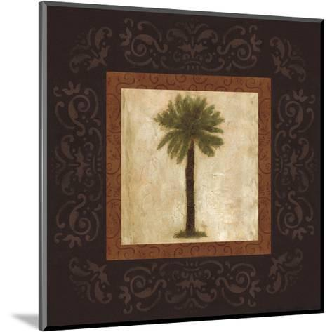 Sago Palm-Keith Mallett-Mounted Giclee Print