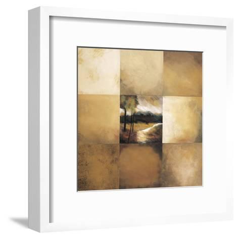 Pathway-Zipi Kammar-Framed Art Print