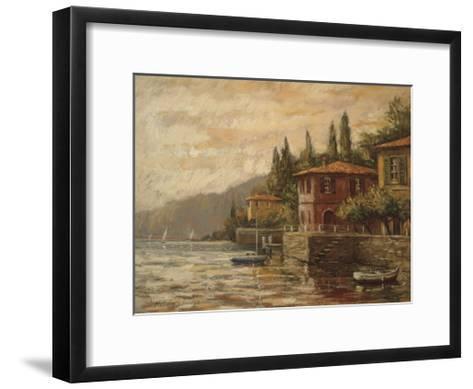 Mellow Evening-Malcolm Surridge-Framed Art Print