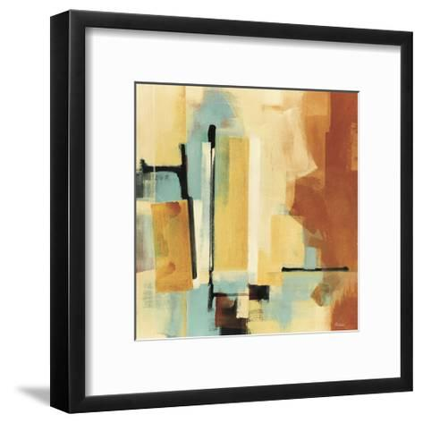 Desert Oasis II-Noah Li-Leger-Framed Art Print