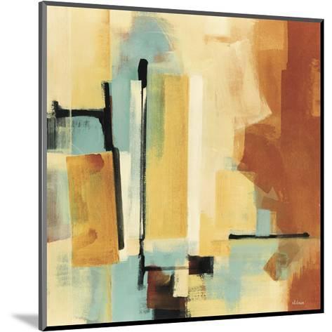 Desert Oasis II-Noah Li-Leger-Mounted Giclee Print