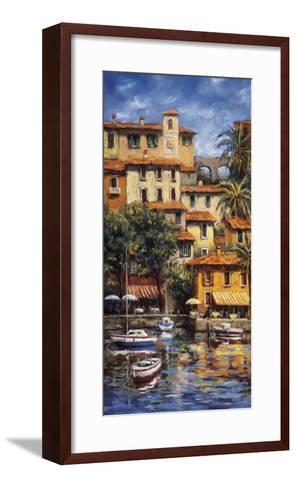 Harbour Heights-Malcolm Surridge-Framed Art Print