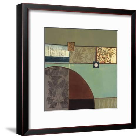 Botanical Textures I-Connie Tunick-Framed Art Print
