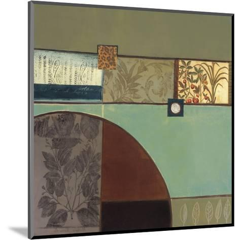 Botanical Textures I-Connie Tunick-Mounted Giclee Print