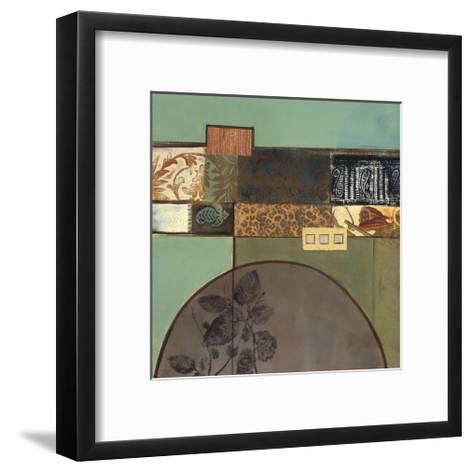 Botanical Textures II-Connie Tunick-Framed Art Print