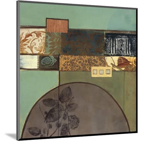 Botanical Textures II-Connie Tunick-Mounted Giclee Print