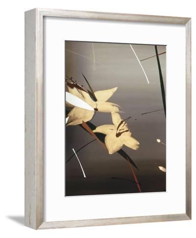 Brown Scene I-Lola Abellan-Framed Art Print