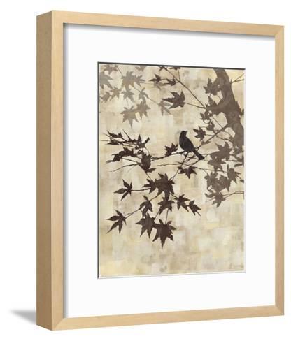 Maple Chorus II-Keith Mallett-Framed Art Print