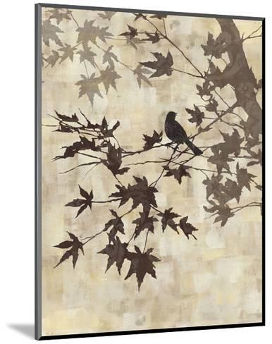 Maple Chorus II-Keith Mallett-Mounted Giclee Print