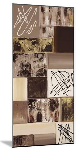 Complexity of Nature I-Julia Urquhart-Mounted Giclee Print