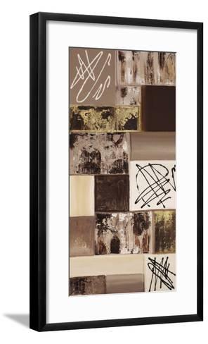 Complexity of Nature I-Julia Urquhart-Framed Art Print