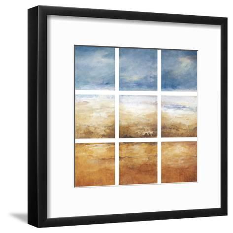 De la Tierra al Cielo-Isabel Sánchez-Framed Art Print
