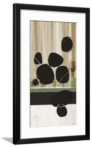 Pebble Beach I-Noah Li-Leger-Framed Art Print