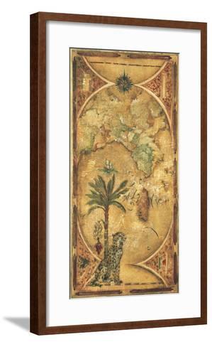 East Indies-Elizabeth Jardine-Framed Art Print