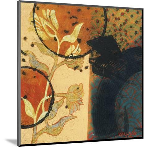 Transparencies II-Valerie Willson-Mounted Giclee Print