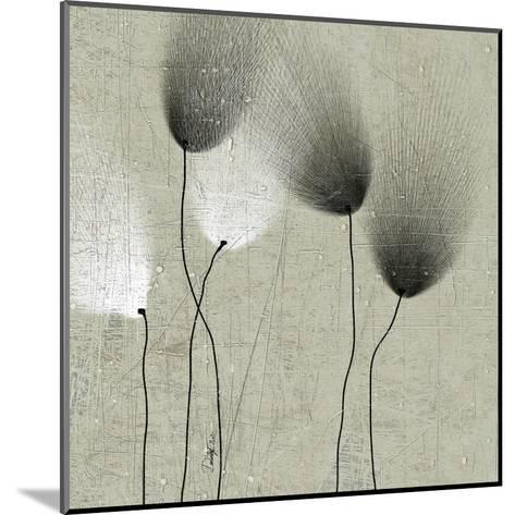 Floral in Shades II--Mounted Art Print