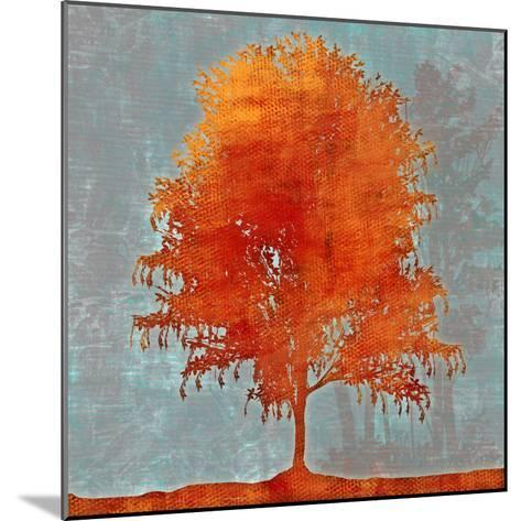 Tree Vector II-Michael Durkin-Mounted Art Print