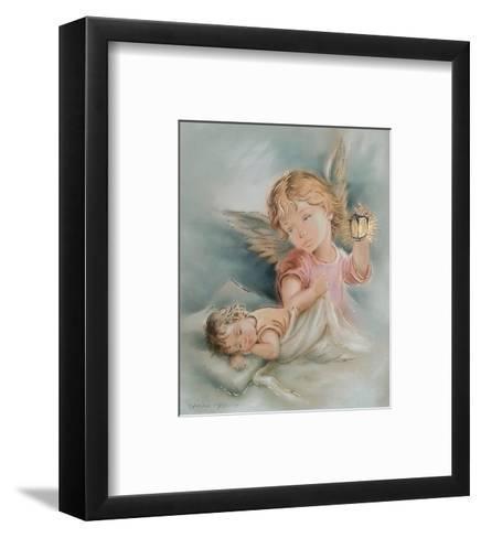 Angelo Custode--Framed Art Print
