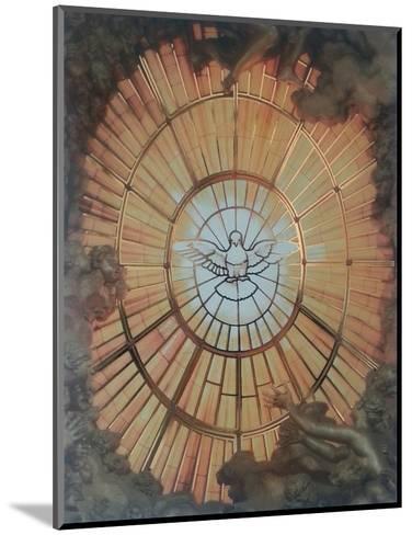 Spirito Santo--Mounted Art Print