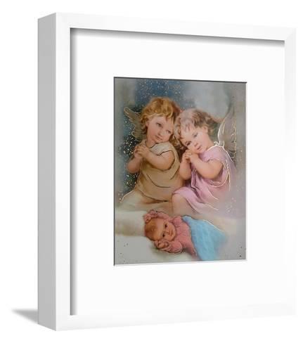 Angeli--Framed Art Print