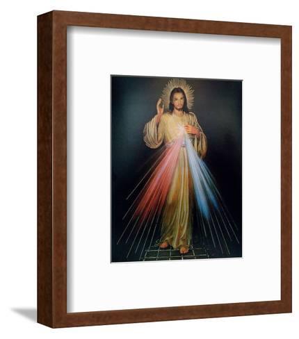 Gesu Misericordioso--Framed Art Print
