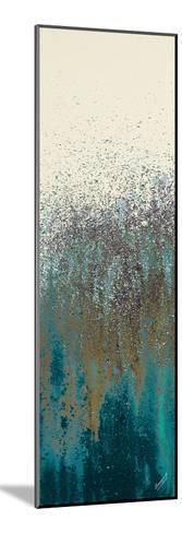 Teal Woods II-Roberto Gonzalez-Mounted Art Print