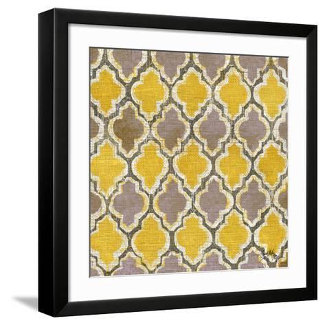 Gold Modele II-Elizabeth Medley-Framed Art Print