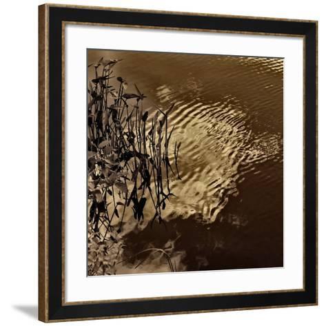 Infrared Pond 8-Jean-Fran?ois Dupuis-Framed Art Print