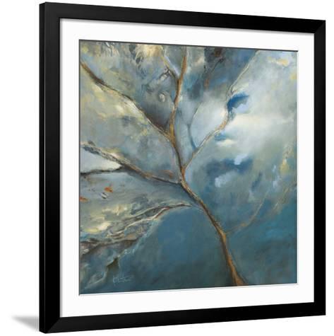 Bleu-Kathleen Cloutier-Framed Art Print