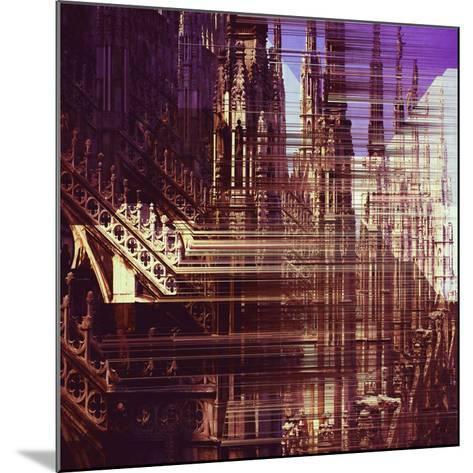 Urban Abstract 12-Jean-Fran?ois Dupuis-Mounted Art Print