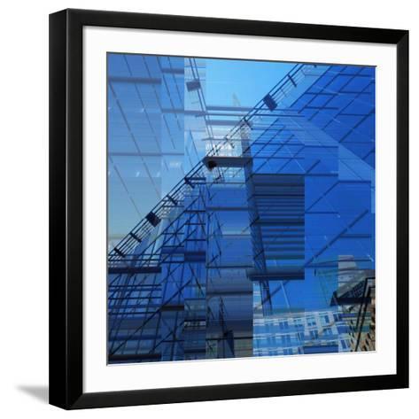 Skyscrapers 3-Jean-Fran?ois Dupuis-Framed Art Print
