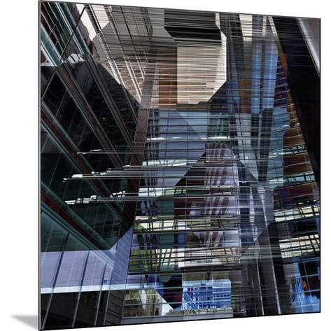 Skyscrapers 6-Jean-Fran?ois Dupuis-Mounted Art Print