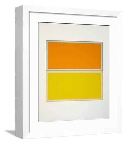 Schweiz O.T.-Willy Müller-Brittnau-Framed Art Print