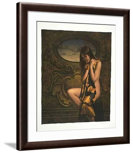 Forgotten Moment (2002)-Miguel Avataneo-Framed Art Print
