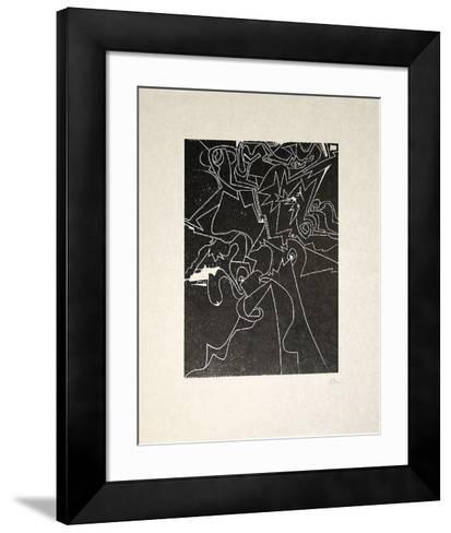 Schweiz O.T.-Robert Müller-Framed Art Print