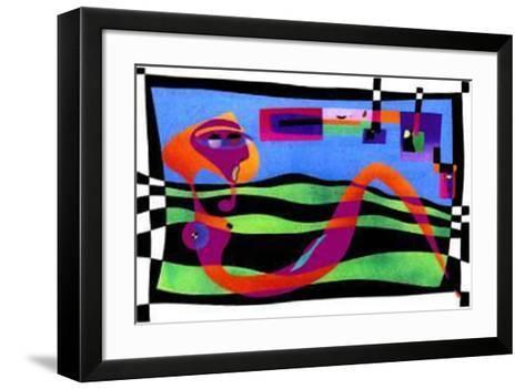 Rooms to Go-R^o^ Schabbach-Framed Art Print