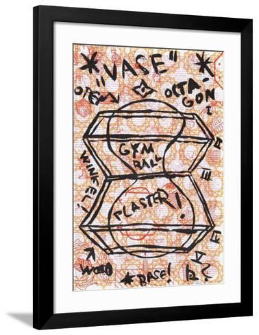 Vase-Heiko Raepple-Framed Art Print