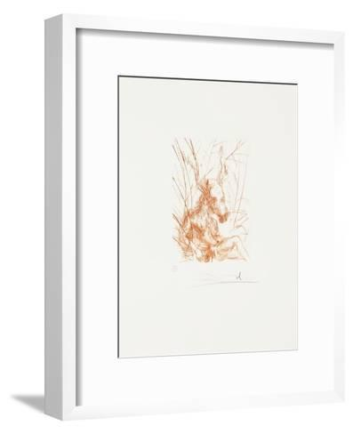 Shakespeare I, Sommernachtstraum WVZ 280-Salvador Dal?-Framed Art Print