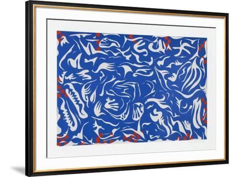 Ohne Titel 1-Haure Madjid-Framed Art Print
