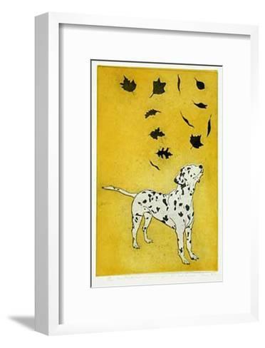 How the Dalmatian get its Spots-Sonia Rollo-Framed Art Print