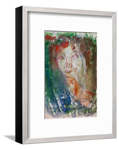 Mädchen aus Venice-Armin Mueller-Stahl-Framed Art Print
