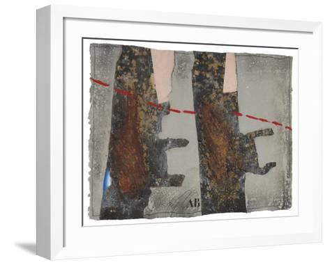 Jean Tortel. 2-James Coignard-Framed Art Print