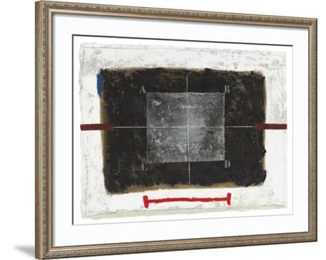 Jean Tortel. 1-James Coignard-Framed Art Print